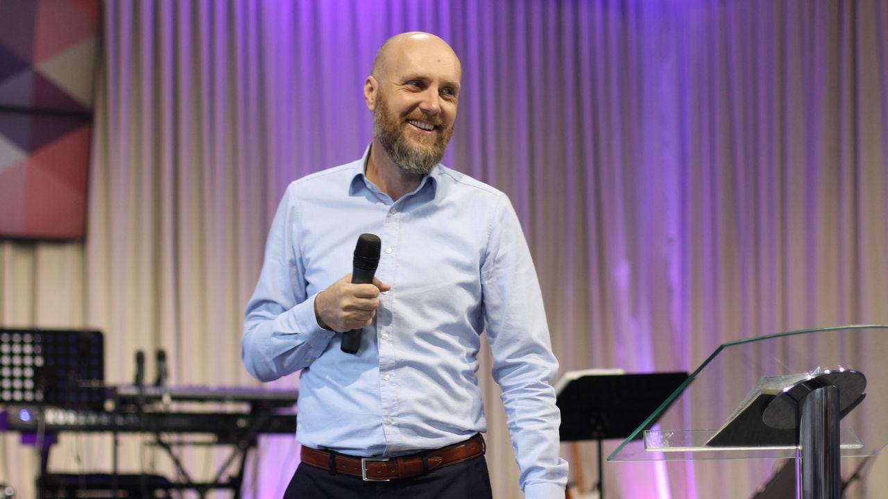 Aktívna viera - Peter Kuba
