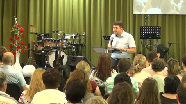 Mário Ovčar: Noeho koráb - predobraz Cirkvi
