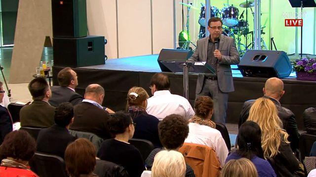 Křesťanská konference Olomouc - květen 2014