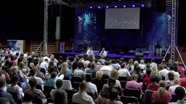 KRESŤANSKÁ KONFERENCIA - júl 2013 - I. Meszáros