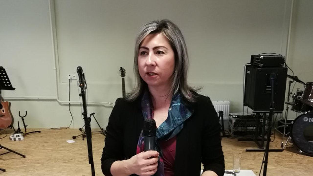 Důvěra a úcta ve vztazích budují společenství, Marie Hasová