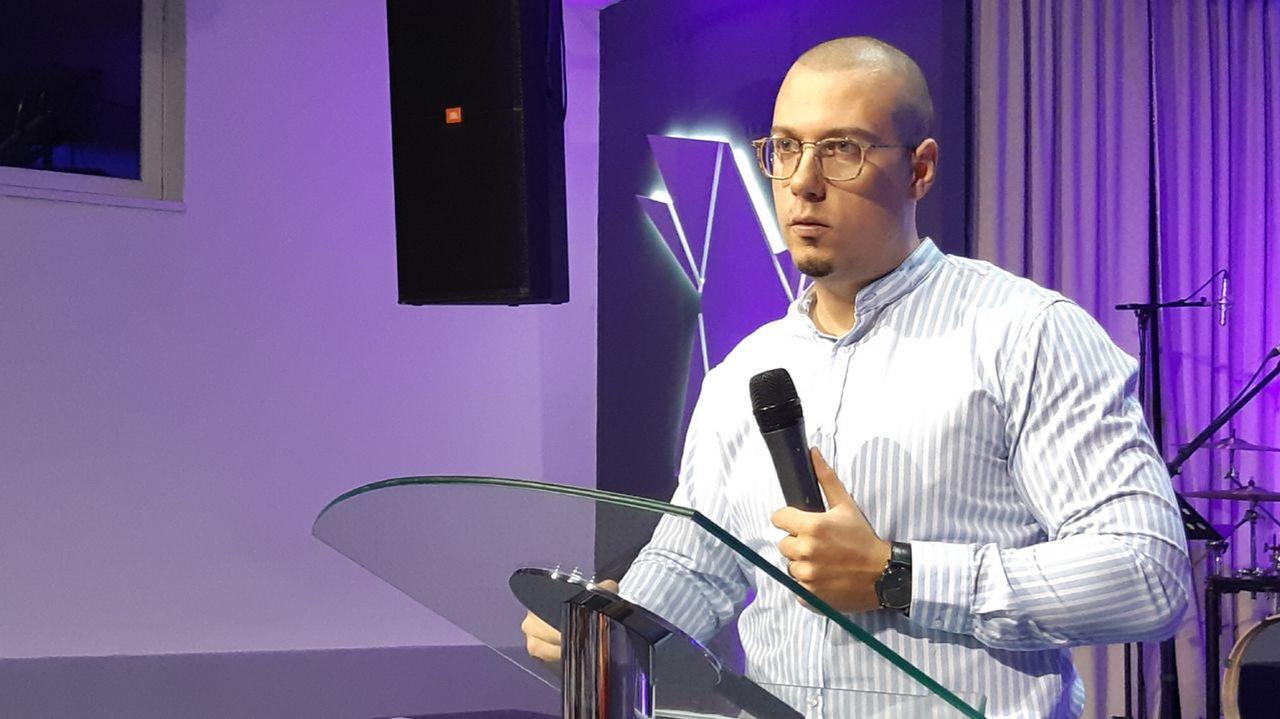 Andrej Šulek - Slúž Bohu a nenechaj sa odradiť